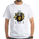Fornari Family Crest White T-Shirt
