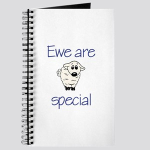Ewe are special Journal