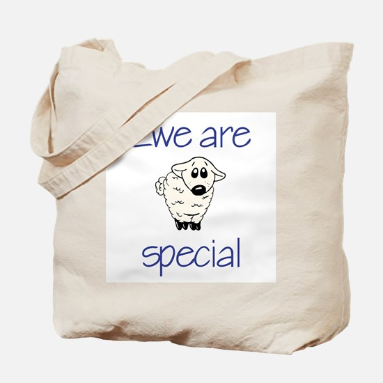 Ewe are special Tote Bag