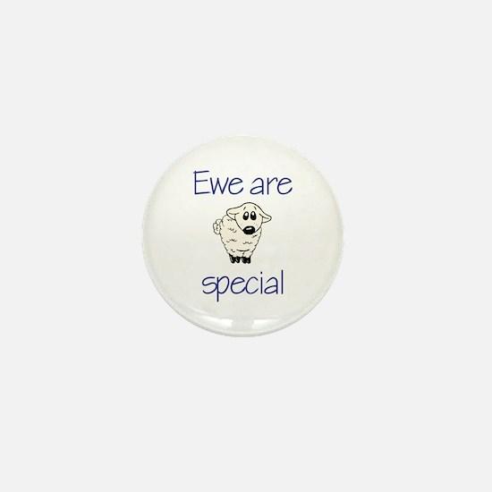 Ewe are special Mini Button