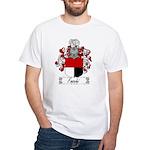 Foschi Family Crest White T-Shirt