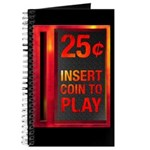 INSERT COIN TO PLAY Journal