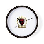 GOYETTE Family Crest Wall Clock