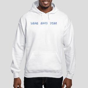 LBV (Cartoon) Hooded Sweatshirt