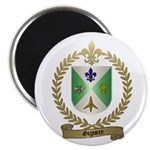 GIGUERE Family Crest Magnet