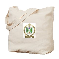 GIGUERE Family Crest Tote Bag