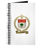 GENDRON Family Crest Journal