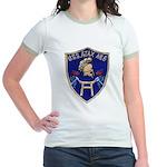 USS AJAX Jr. Ringer T-Shirt