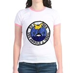 USS ARNOLD J. ISBELL Jr. Ringer T-Shirt
