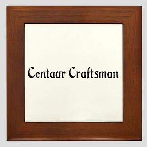 Centaur Craftsman Framed Tile