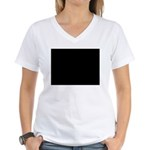 Gay Marriage Women's V-Neck T-Shirt