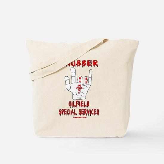 Snubber Tote Bag