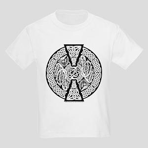 Celtic Knotwork Dragons Kids T-Shirt