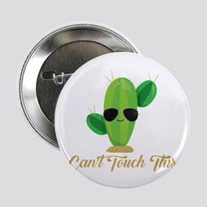 """Gold Can't Touch This C 2.25"""" Button (10 pack)"""