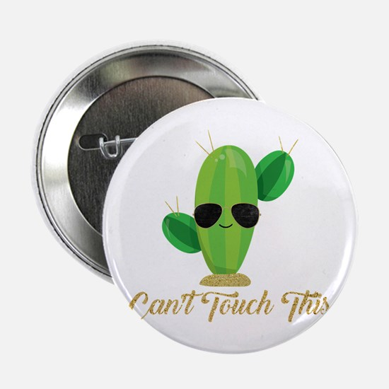 "Gold Can't Touch This C 2.25"" Button (10 pack)"