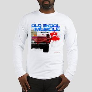 old skool 69 hurst Long Sleeve T-Shirt
