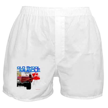 old skool 69 hurst Boxer Shorts