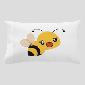 Cute Bumble Bee Pillow Case