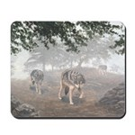 Hunters in the Mist; Mousepad