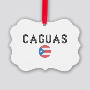 Caguas Picture Ornament