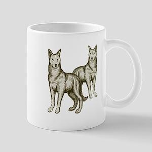 Wolf Pack 2 Mug