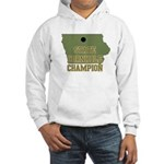 Iowa State Cornhole Champion Hooded Sweatshirt