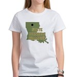 Louisiana State Cornhole Cham Women's T-Shirt