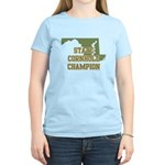 Maryland State Cornhole Champ Women's Light T-Shir