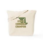 Maryland State Cornhole Champ Tote Bag