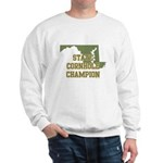Maryland State Cornhole Champ Sweatshirt