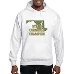 Maryland State Cornhole Champ Hooded Sweatshirt