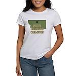 Montana State Cornhole Champi Women's T-Shirt
