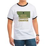 Montana State Cornhole Champi Ringer T
