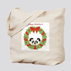 Happy Holidays (2005) Tote Bag