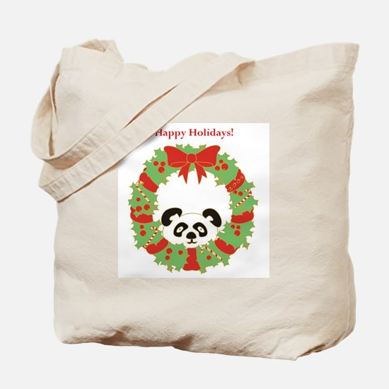 Happy Holidays (2005) Tote Bag