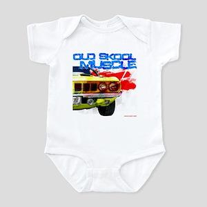 Old Skool Cuda Infant Bodysuit