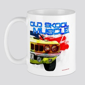 Old Skool Cuda Mug