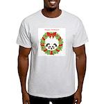 Happy Holidays (2005) Ash Grey T-Shirt