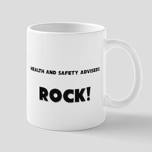 Health And Safety Advisers ROCK Mug