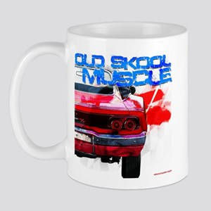 old skool charger Mug