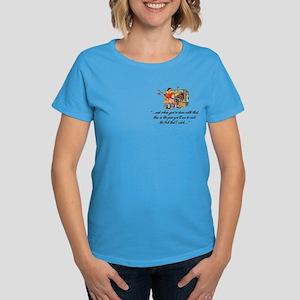 Fishing Housewife Women's Dark T-Shirt