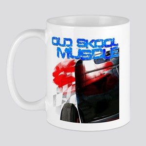 old skool rod Mug