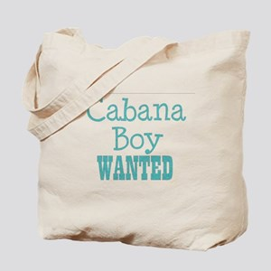 89827401c7df Cabana Boy Wanted Bags - CafePress