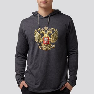 Russian Federation Coat of Arm Long Sleeve T-Shirt