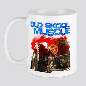 old skool classic rod Mug
