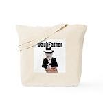 The DaubFather Bingo Tote Bag
