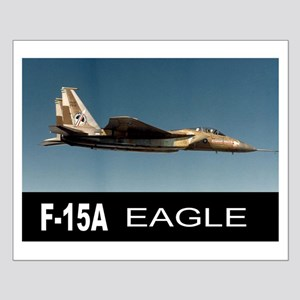 F-15A EAGLE Small Poster