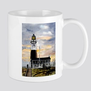 Montauk Point lighthouse New Mug
