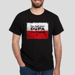 I'm Polish-Canadian Dark T-Shirt