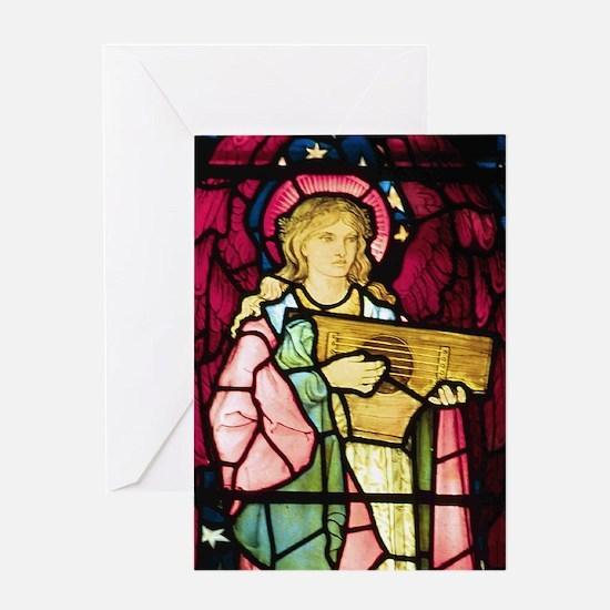 Angel Christmas Card - Formal